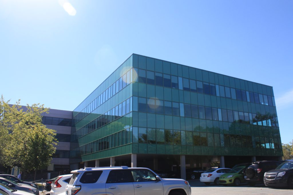 HRSB Central Office Insulated by MJM Energy with Icynene® Spray Foam