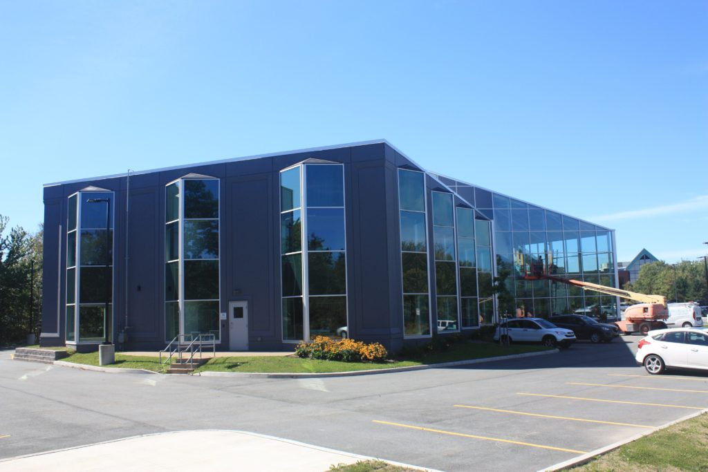 100 Eileen Stubbs Ave. Insulated by MJM Energy with Icynene® Spray Foam